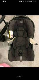 Pushchair and car seat for quick sale