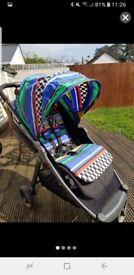 Mamas and Papas Armadillo Pram Stroller Pushchair