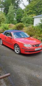 Saab, 9-3, Convertible, 2006, Manual, 1910 (cc), 2 doors