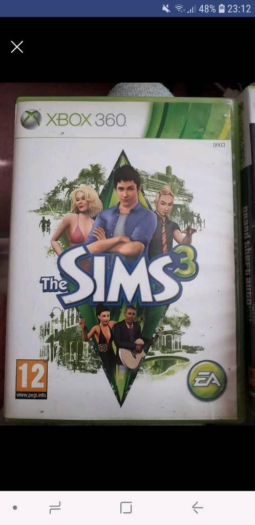 The Sims 3 Xbox 360 | in Christchurch, Dorset | Gumtree