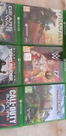 Xbox one game's