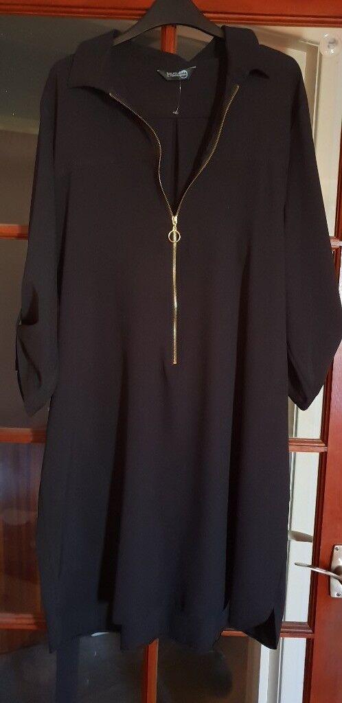 Black Shift Dress In Hamilton South Lanarkshire Gumtree