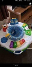 Children's baby saucer