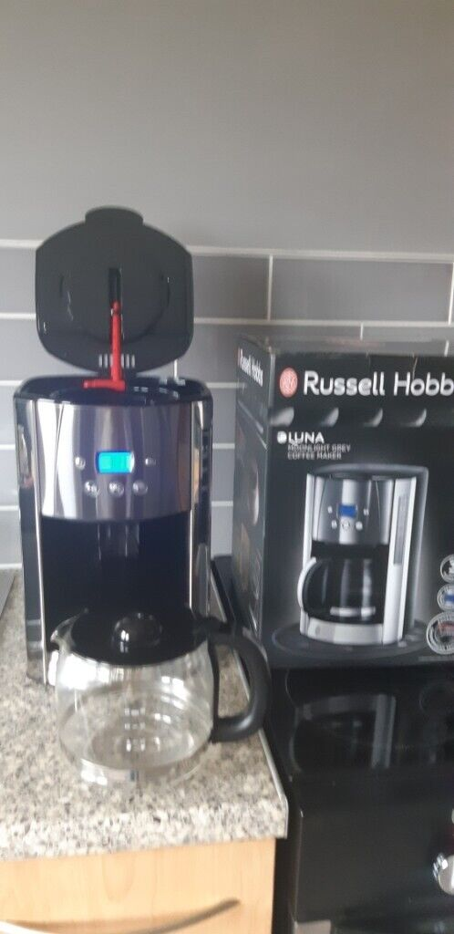 Russell Hobbs Luna Coffee Maker | in Gorebridge, Midlothian | Gumtree