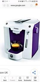 AEG lavazza coffee machine