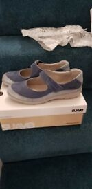 Ladies SUAVE comfy shoe
