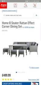 Rattan set