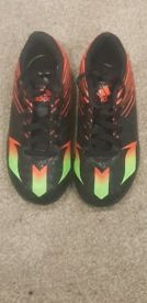 adidas Messi 15.4 TF Boys Football Trainers Kids Astro Turf Soccer Boots