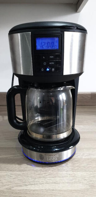 Used Twice Russell Hobbs Buckingham 20680 Stainless Steel Coffee Maker Coffee Machine In Arnold Nottinghamshire Gumtree