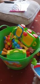 Large selection of Fisher Price Toys