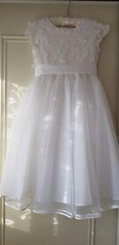 Communion / Flower Girl Dress size 6 years