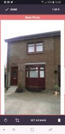 2 bed house Claremont, Alloa