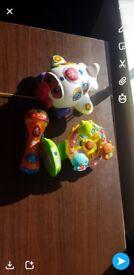 Vtech toy bundle.