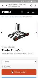 Thule Ride On 3 Bike Carrier