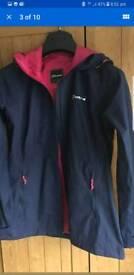 Berghaus hydroshell jacket size 12