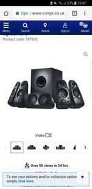 Logitech Z506 PC Speaker ‑ 5.1 ‑ 150W RMS