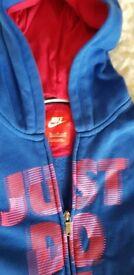 Nike jacket age 13-15 years