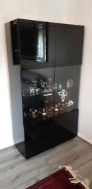 Cupboard with LED Lighting