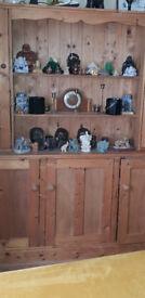 Welsh Dresser in Reclaimed Pine