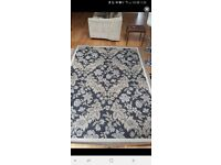 Gorgeous black and gold rug