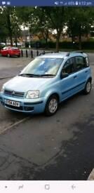 Fiat panda 2004 blue good conditon