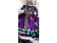 Pakistan wedding dress