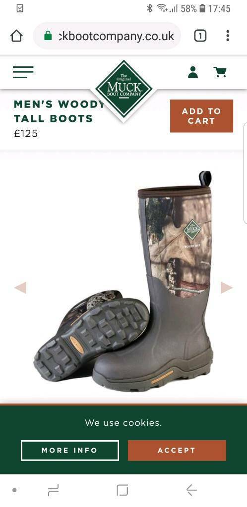 Woody max muck boots   in Huntly, Aberdeenshire   Gumtree