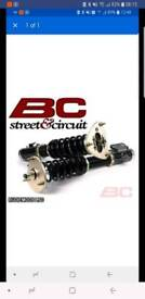 BC Gas Adjustable Coil Overs