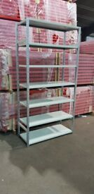 Expo 4 Steel Shelving Units