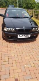 BMW 318CI SE COUPE 1995CC Petrol 2 Door.