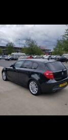 BMW 1 Series 2.0 118d M Sport 5dr M sport- 10 Months MOT- CREAM LEATHER- Excellent car overall