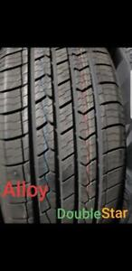 4 SUMMER TIRES CONFORTMAX H202 205/65R16 NEW!  OPEN 7 DAYS!