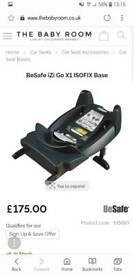 Isofix base for car seat (BeSafe iZi Go X1 ISOFIXBASE)
