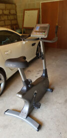 Vision Fitness E3200 Upright Cycle | hardly used | excellent condition