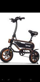 E-bike imported model ,self drive
