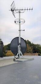 Satellite Installer - Freeview TV Aerial - Satellite/Aerial Repair - CCTV Installations & Repairs