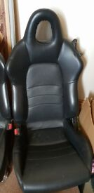 Honda s2000 seats - in good used condition been stored in my house for a year or so