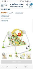 Mothercare safari swing