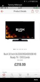 32 inch DVD Combiled Television