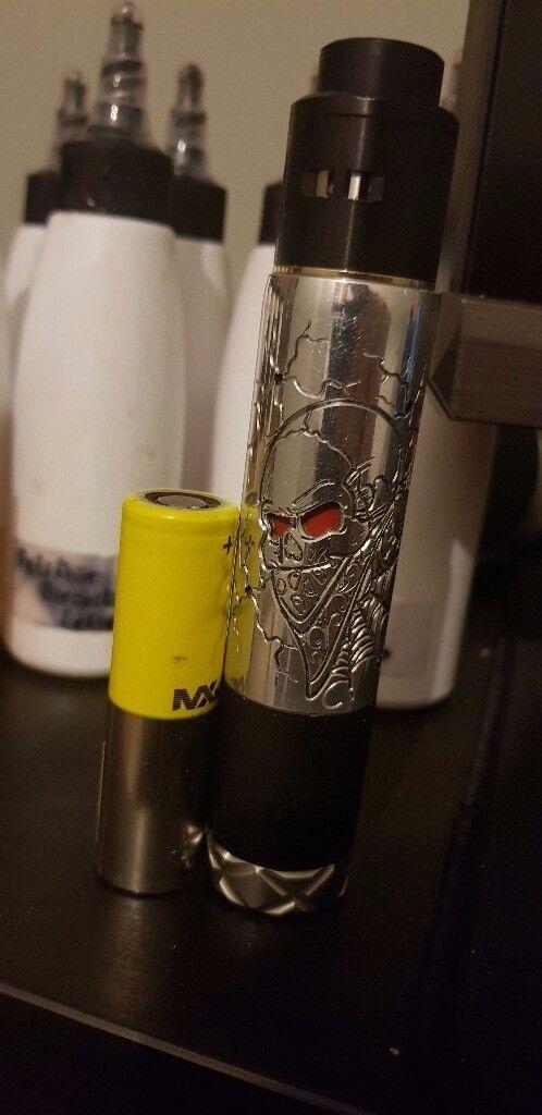 Purge vape mechanical mod for sale (rare)