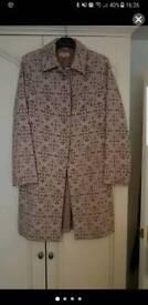 Size 10 blush pink Rocha John Rocha coat