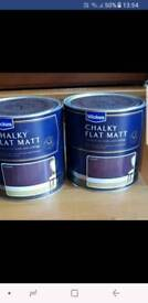 Paint ... Purple chalk paint 10 litres