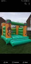 Bouncy castle for sale 12x12 or swaps