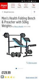 Men's health multi bench press