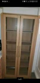 Display cabinet excellent condition