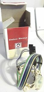 delco-remy turn signal switch camaro berlinetta 84-86.neuf.