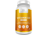 Put a little sunshine in your life and feel great with Vitamin D3 from Nutribioticals