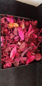 Pink/ Purple Pot Pourri