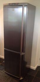 AEG Stainless Steel Fridge Freezer