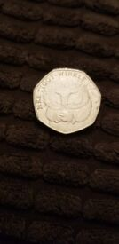 Beatrix Potter 50p *TwiggyWinkle*